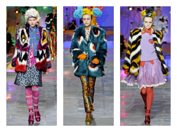 Meadham Kirchhoff Fur Fall 2012 2