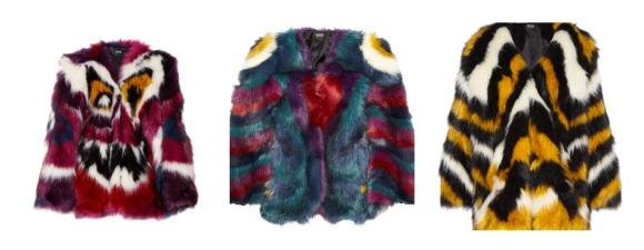 Meadham Kirchhoff Fur Fall 2012